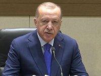 Erdoğan: Elimize ulaşan taslak ateşkes metni yok
