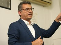 Cumhurbaşkanı adayı Erhürman: 'Seçimden sonra ilk iş beşli konferansın toplanması'