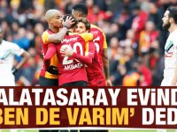 Galatasaray 'Yarışta ben de varım' dedi!