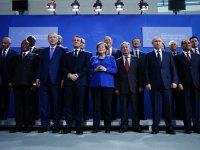 Son dakika haberi: Dünyanın gözü Berlin'de! Tarihi zirve sona erdi
