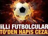 Eski millî futbolculara 'FETÖ'den hapis cezası