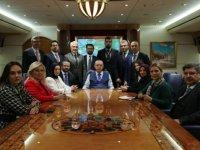Erdoğan: Libya konusunda attığımız adımlar sürece denge getirdi, ateşkes zemini oluştu