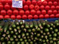 Domates, biber ve salatalığın yüzde 15'i zehirli