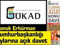 Cumhurbaşkanlığı adaylarına açık davet: İlk konuk Erhürman
