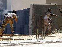 BM temsilcisi Libya'ya mavi bereli gönderilmesine karşı