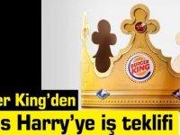 Kraliyet ailesinden ayrılan Prens'e iş teklifi