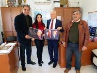 Töre, Değirmenlik Lisesini, Değirmenlik İlkokulunu ve Minareliköy Şht. Mehmet Eray İlkokulunu ziyaret etti