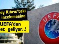 Güney Kıbrıs'taki şike incelemesine UEFA'dan heyet  geliyor..!