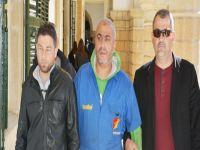 Narkotik köpeği Ercan'da yakaladı