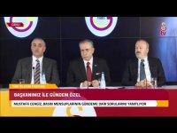 """Galatasaray Başkanı Mustafa Cengiz, Arda Turan transferine neden """"hayır"""" dediklerini açıkladı"""