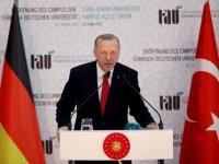 Erdoğan: Almanya'nın AB Dönem Başkanlığı, Türkiye - AB ilişkileri açısından önemli bir fırsat
