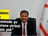 """Sağlık Bakanı Pilli: """"'Ülkemizde şu anda korona virüsü vakası yok"""""""