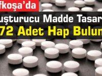Lefkoşa'da Uyuşturucu Madde Tasarrufu: 372 Adet Hap Bulundu