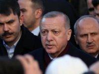 Erdoğan Malatya'da: Bizler her şeyden önce Müslümanız, kadere inanırız