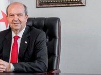Tatar:Birleşmiş Milletler artık Kıbrıs gerçeklerine uygun bir tutum içine girmeli