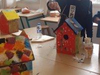 Haydi Çocuklar! Şubat Tatilinde Kıbrıs'ın İlk ve Tek Çocuk Üniversitesi Olan Özay Günsel Çocuk Üniversitesi'nde Eğlenerek, Dinleniyoruz…