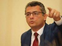 Erhürman: Bizim vizyonumuz Kıbrıs Türk halkının vizyonudur