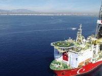TPAO'ya Doğu Akdeniz'deki Münhasır Ekonomik Bölgenin Batısında Ruhsat Hazırlığı