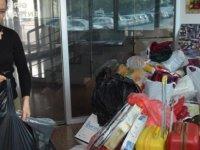 Lefkoşa halkı Elazığ depremi için yardıma koştu