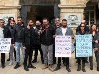 Baraka'dan Gancelli protestosu