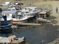 Yedidalga'da tadil edilen balıkçı barınağı yarın açılıyor