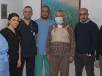 İkinci kalp nakli yapılan hastanın durumu iyi