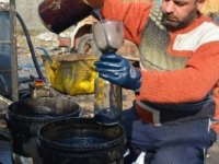 Oto yıkamacıya kaçak akaryakıt operasyonu: Musluktan mazot aktığı belirlendi