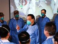 Çin Devlet Başkanı Jinping: 'Şeytani' virüse karşı bir savaş yürütüyoruz