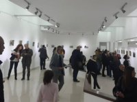 Ayyannililer fotoğraf yarışmasının sergisi açıldı