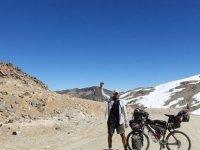 Bisikletle 8 Yıldır Dünyayı Turlayan Türk, Guınness'i Hedefliyor