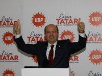 Tatar: Kıbrıs'ta güvenli bir gelecek için Türkiye'nin garantörlüğü şart