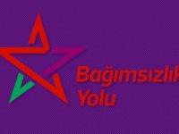 Bağımsızlık Yolu, Mustafa Akıncı'yı destekleyeceğini duyurdu