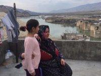 Hasankeyf'te mağdur aile: Böyle kalmışız, çare bulamıyorlar