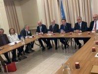İki Toplumlu Sağlık Komitesi Toplandı…Gündem Coronavirüsle Mücadele