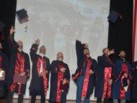 Yakın Doğu Üniversitesi Spor Bilimleri Fakültesinde Mezuniyet Coşkusu…
