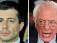ABD başkanlık seçimleri - Demokrat Parti'nin Iowa'daki sorunlu ön seçimini Buttigieg ve Sanders önde götürüyor