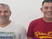 Yeşilada ve Akkuş Türkiye'de Yarışacak..!