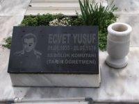 Skandal: 74 şehidi Ecvet Yusuf'un mezarından solina (Su Borusu) çıktı