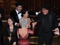 Oscar tarihinde bir ilk: En iyi film ödülü Güney Kore yapımı Parazit'in oldu