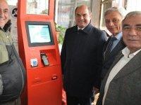 Değirmenlik Belediyesi'nde fatura ödemelerinde kiosk sistemine geçiliyor