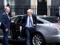 Boris Johnson Kabinede Kısmi Değişikliğe Gitti