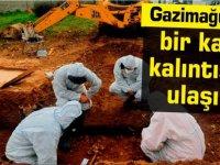 Gazimağusa'da bir kayıp kalıntısına ulaşıldı