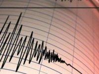 Akdeniz'de 4,8 büyüklüğünde deprem!
