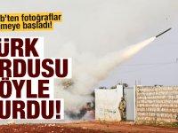 Türk askerleri, İdlib'de Rus jetlerine ateş ediyor -Video