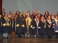 Yakın Doğu Üniversitesi 2019-2020 Güz Dönemi Yüksek Lisans ve Doktora Programlarından Mezun Olan Öğrenciler Diplomalarını Aldı…