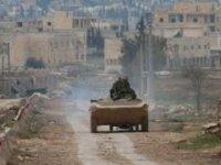 Suriye ordusu Halep'in batısında ilerledi