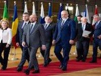 Batı Balkan Ülkelerinin Liderleri Brüksel'de AB Yetkilileriyle Buluştu
