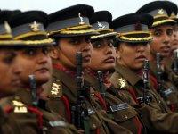 Hint ordusunda kadın subaylar artık eşit haklara sahip olacak, komutanlık da yapabilecek