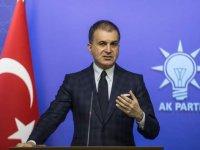 AKP sözcüsü Ömer Çelik: Türkiye mutabakatı ihlal etmiyor