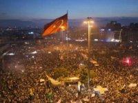 Taksim Dayanışması'ndan Gezi Direnişi'nin yıldönümü için çağrı